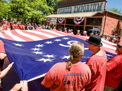 Columbia's Glorious 4th of July Celebration