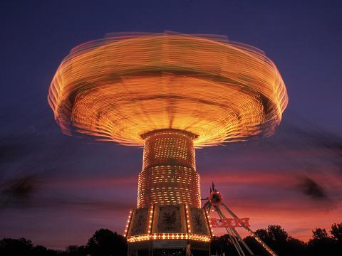 It's all a blur at Arkansas State Fair