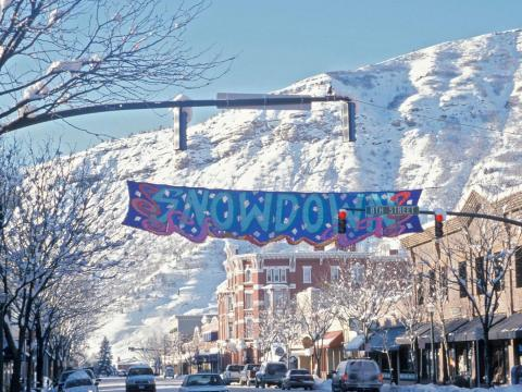 Follies, luncheons and Parade of Lights during Durango's winter Snowdown